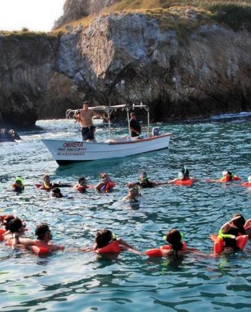 Playa del Amor - Snorkel Islas Marietas | Salida de Tepic