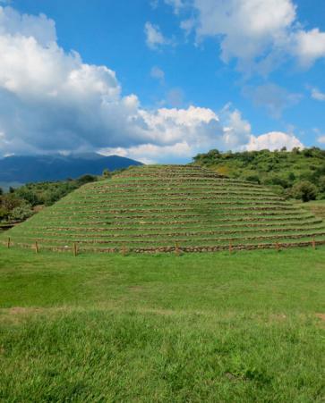 Visita guiada a las pirámides de Guachimontones