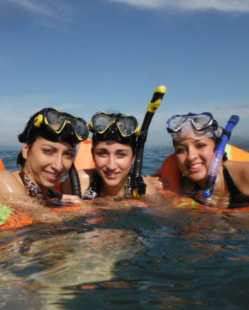 Tour Snorkel en Isla del Coral | Salida de Tepic