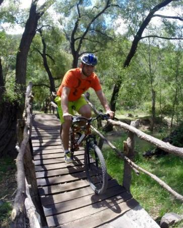 Bici de Montaña Querétaro