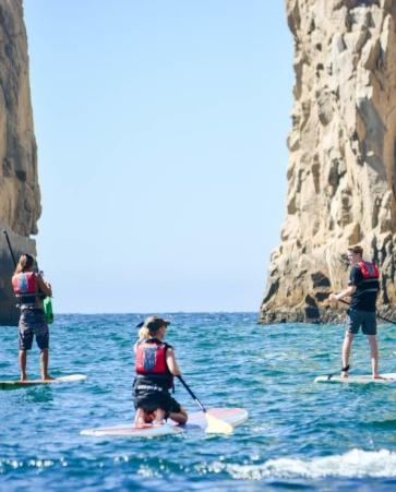 Stand up Paddle y snorkel en el Arco