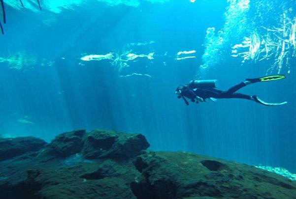 Curso de buceo Submarino en Cenotes | 2 descensos