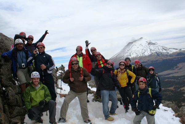 Alpinismo Refugio de los 100 Iztaccíhuatl
