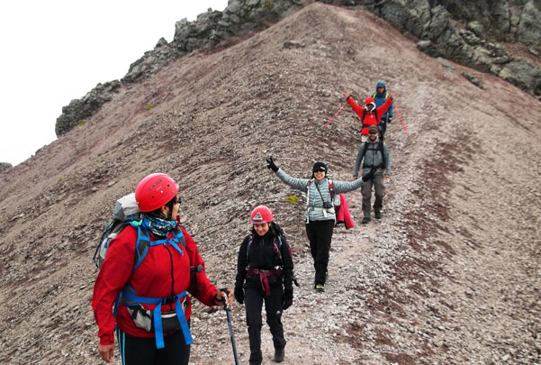 Alpinismo La Malinche