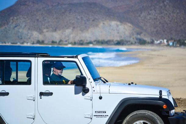 Baja Jeep Offroad