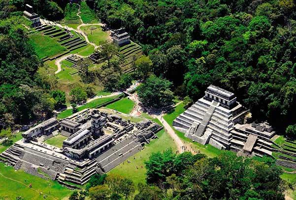 Tour Palenque