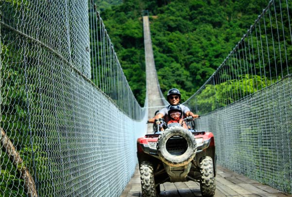 Jorullo Bridge - ATV Tour | Sencillo