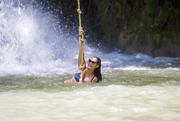 Jungle Tour Cascadas 1 Pax