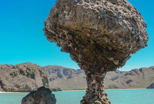 La Paz, Playa Balandra y Pueblos Escondidos