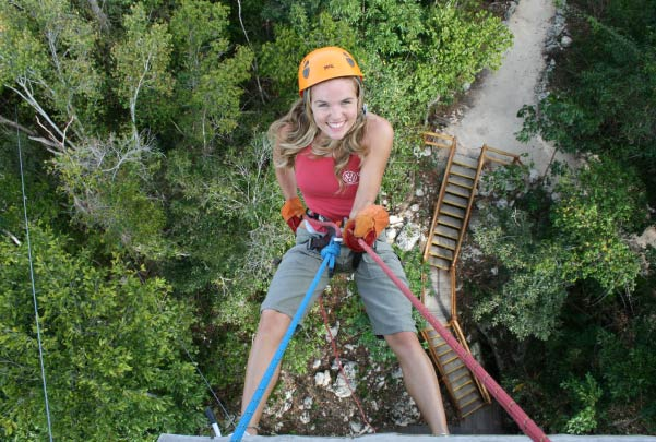 Mayan Extreme Over The Edge