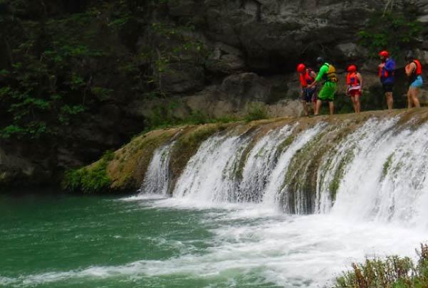 Tour a Cascada de Micos y Cascada de Minas Viejas