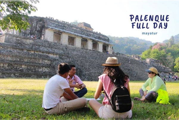 Palenque Full Day
