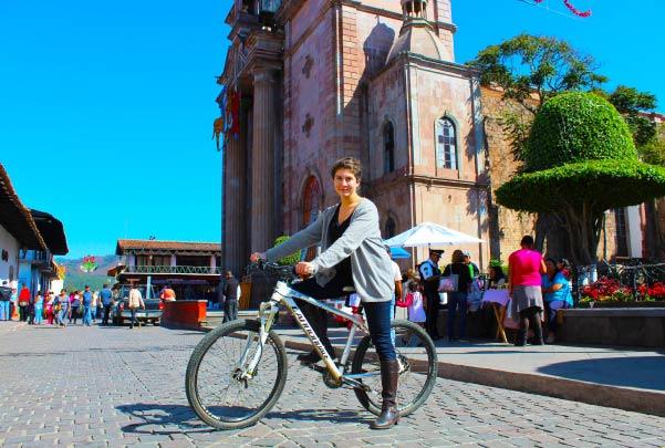 Puebleando en Bici