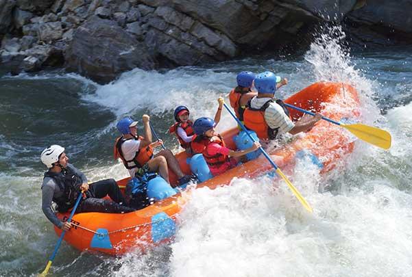 Rafting en Amacuzac