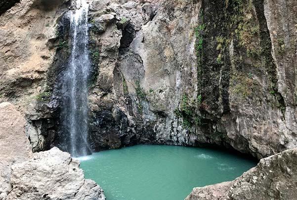 Cascada en San Lorenzo