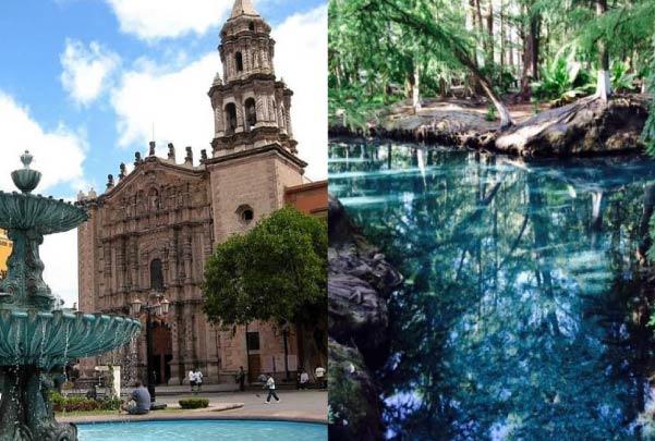 San Luis Potosí - 3 Días