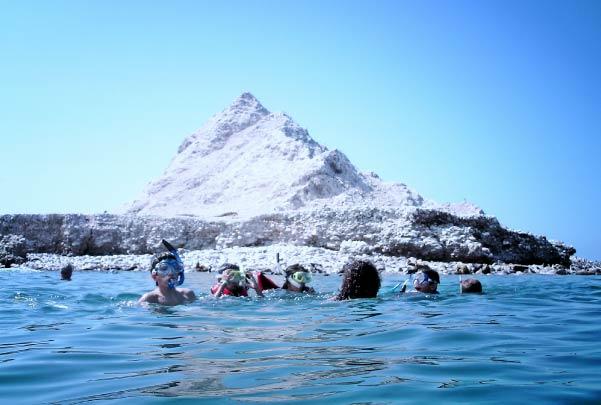 Viaje a la Isla San Jorge