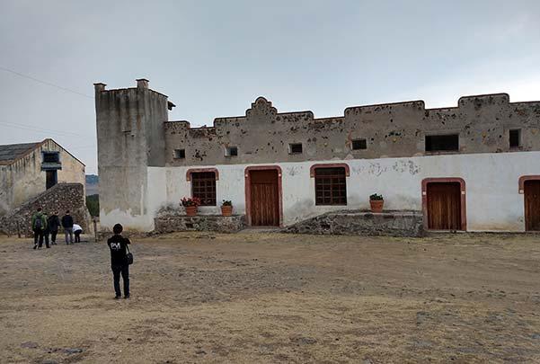 Huamantla y Haciendas
